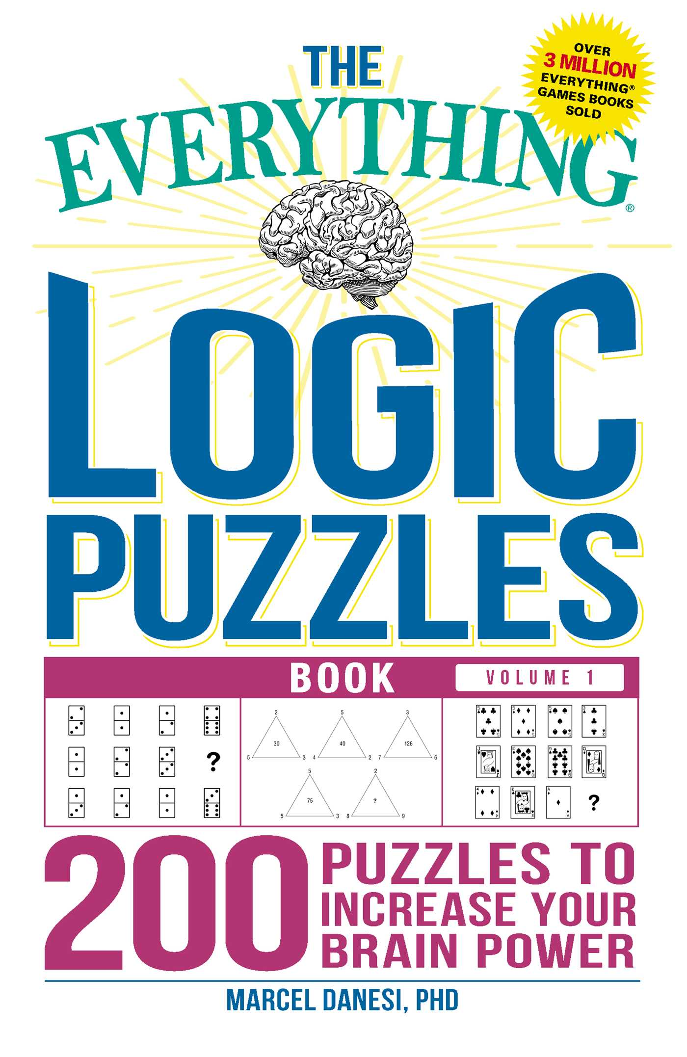 The Everything Logic Puzzles Book Volume 1 | Book by Marcel Danesi ...