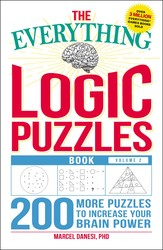 The Everything Logic Puzzles Book Volume 1 | Book by Marcel Danesi