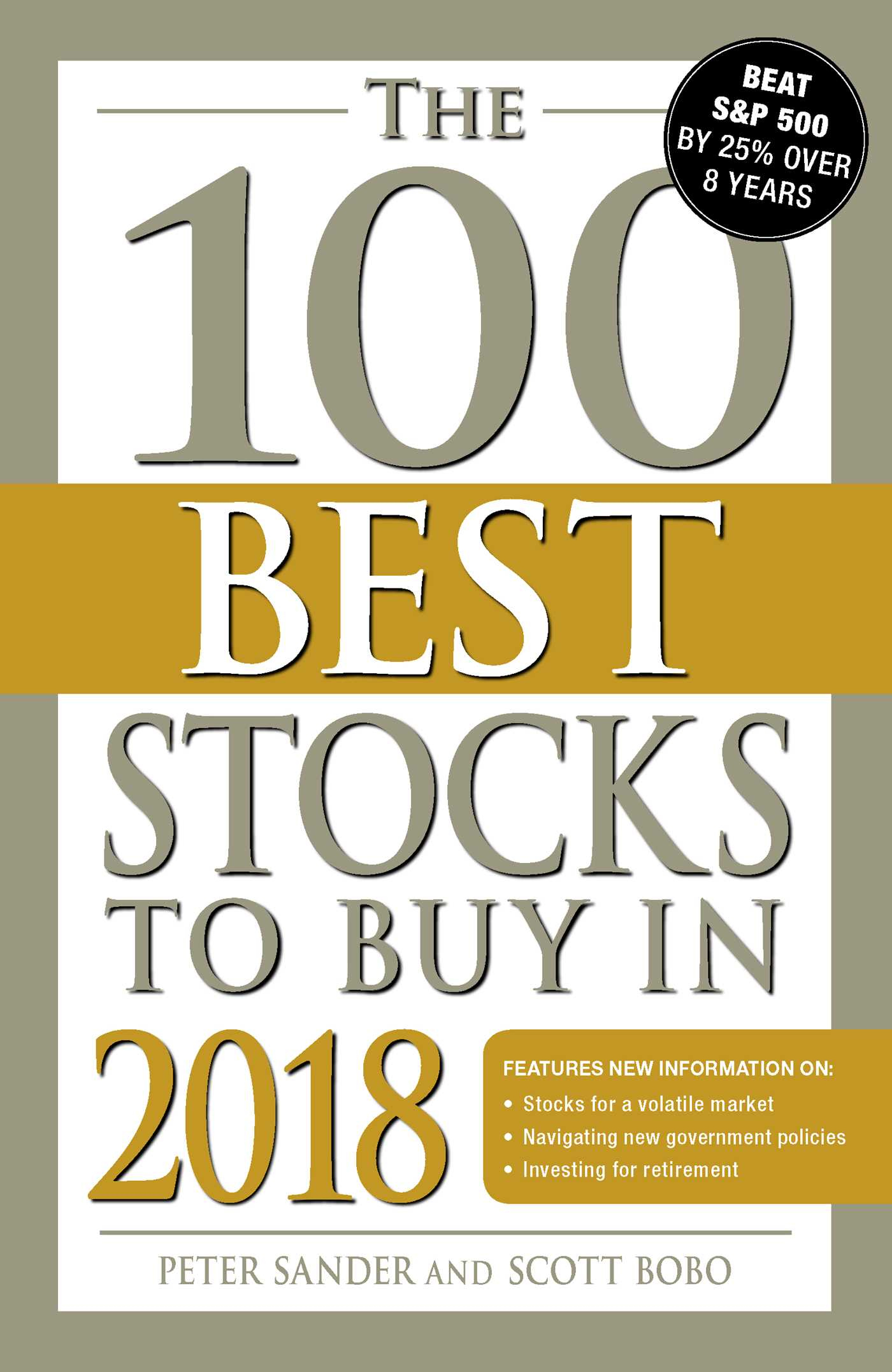 The 100 best stocks to buy in 2018 9781507204320 hr