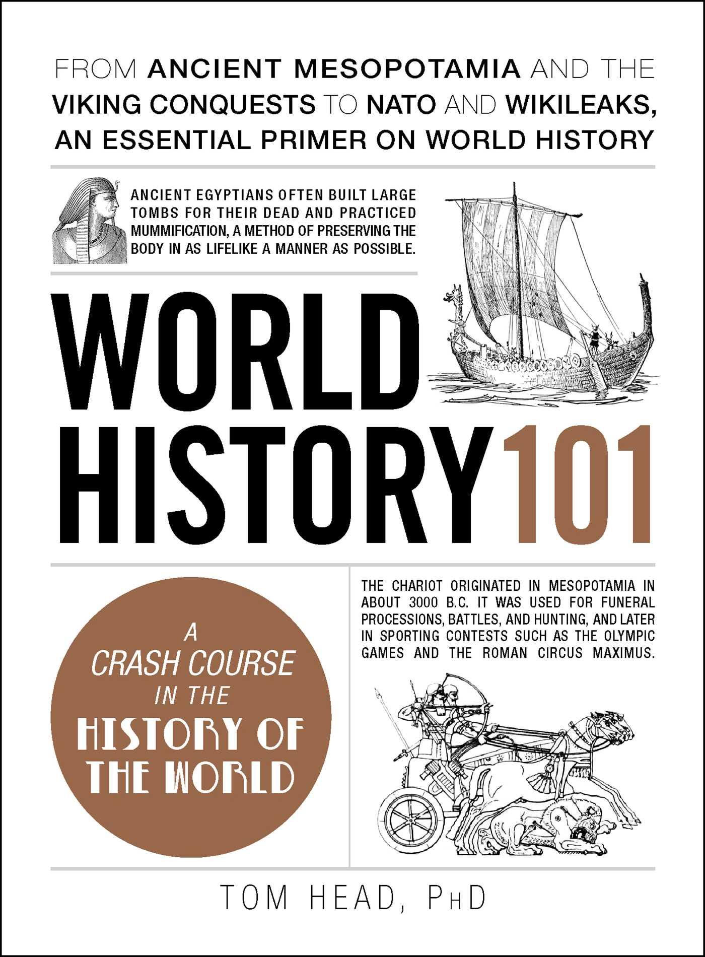 World history 101 9781507204542 hr