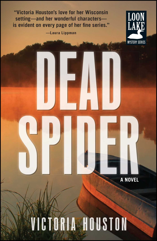 Dead spider 9781507204566 hr