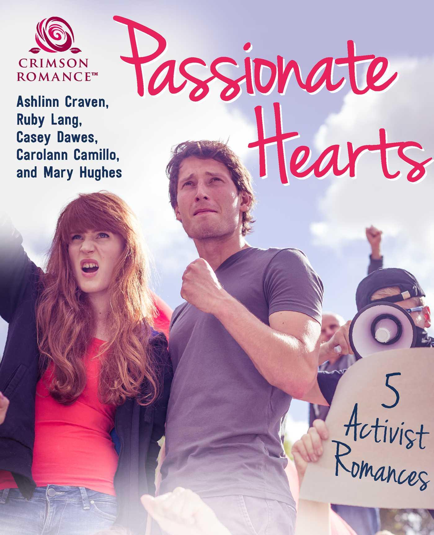 Passionate hearts 9781507204610 hr
