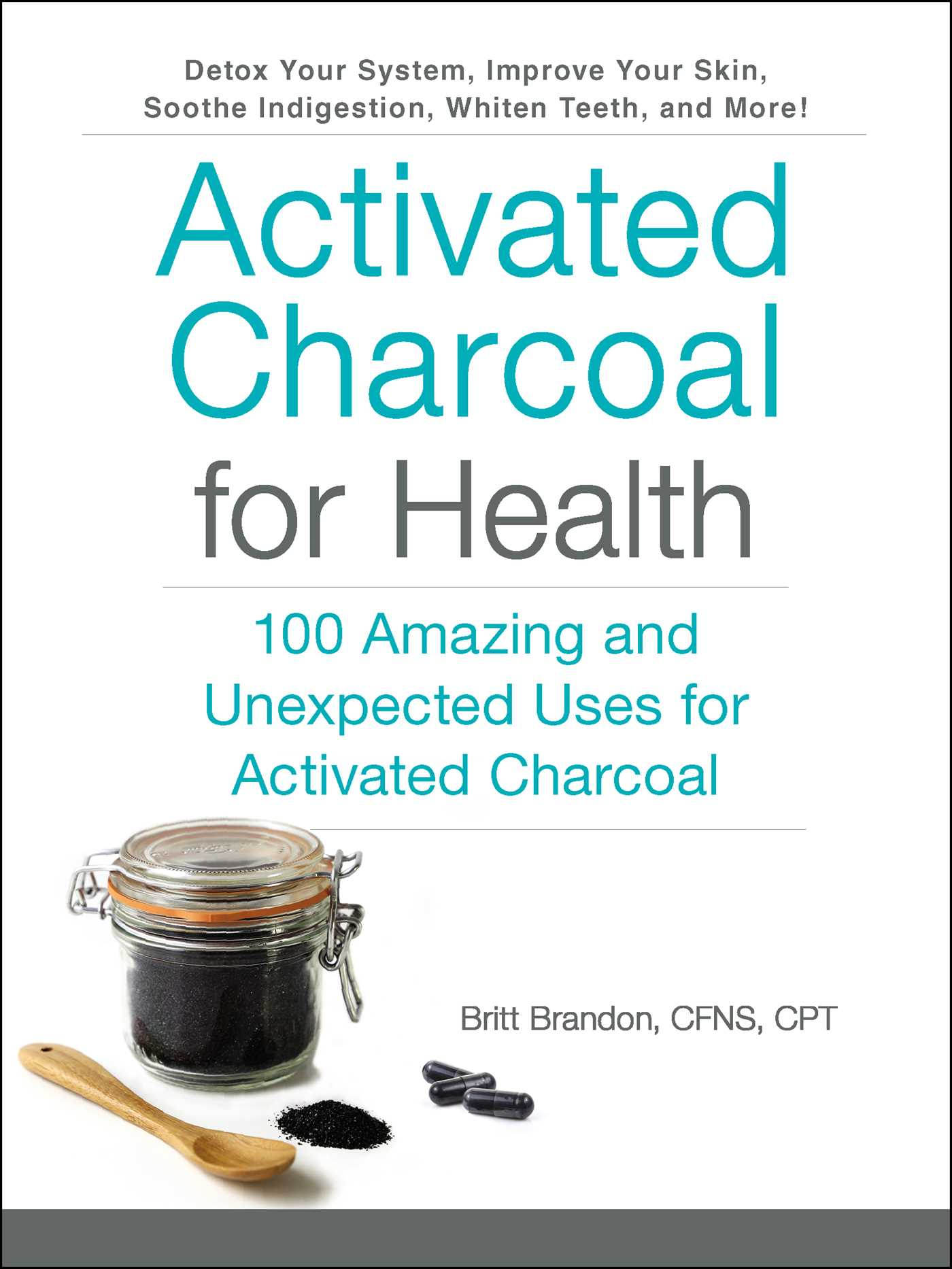 Activated charcoal for health 9781507204689 hr