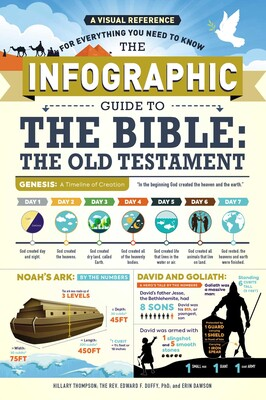 The Infographic Guide to the Bible: The Old Testament