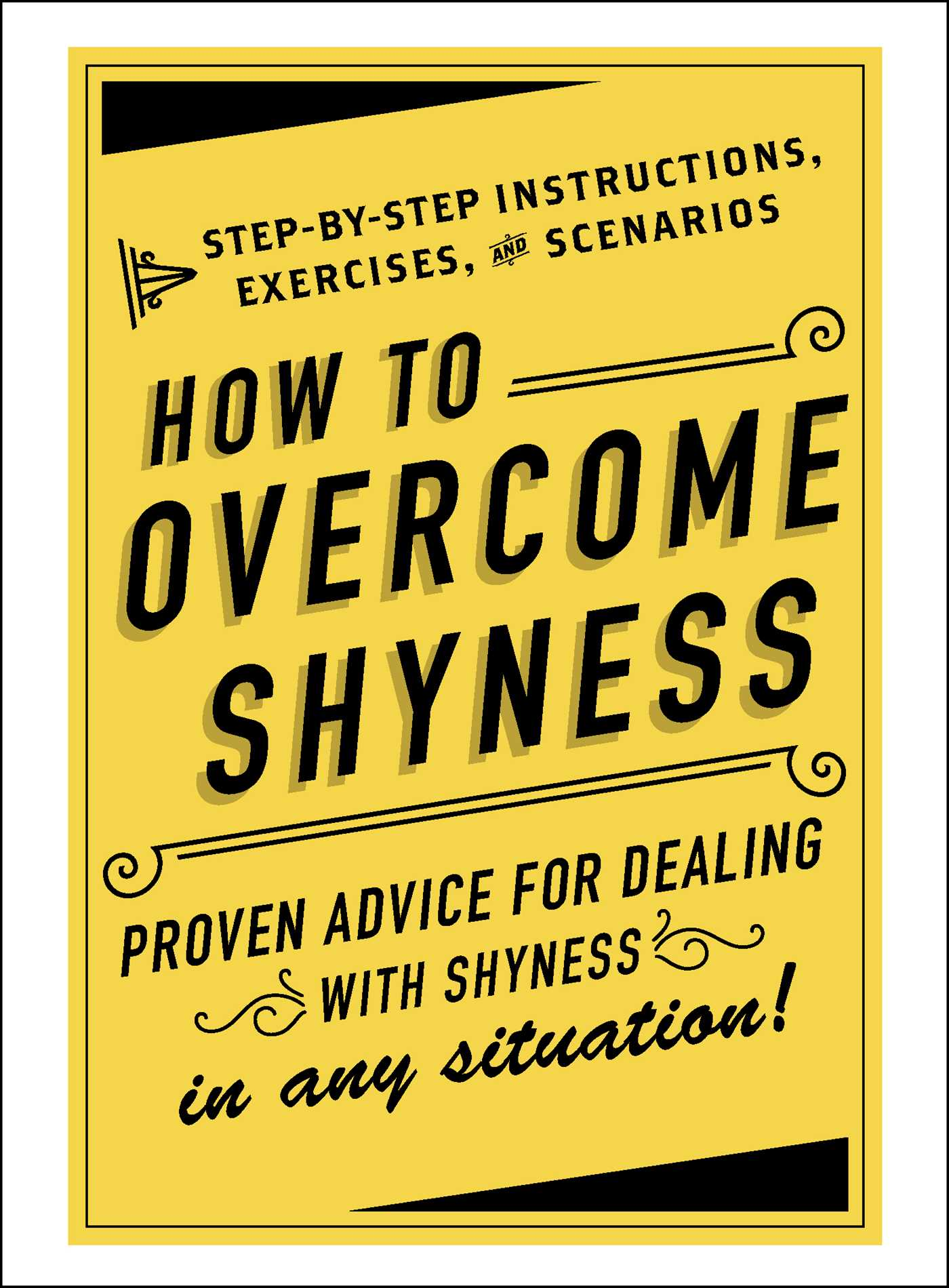 How to overcome shyness 9781507204979 hr