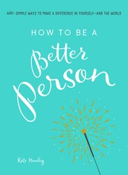 Buy How to Be a Better Person