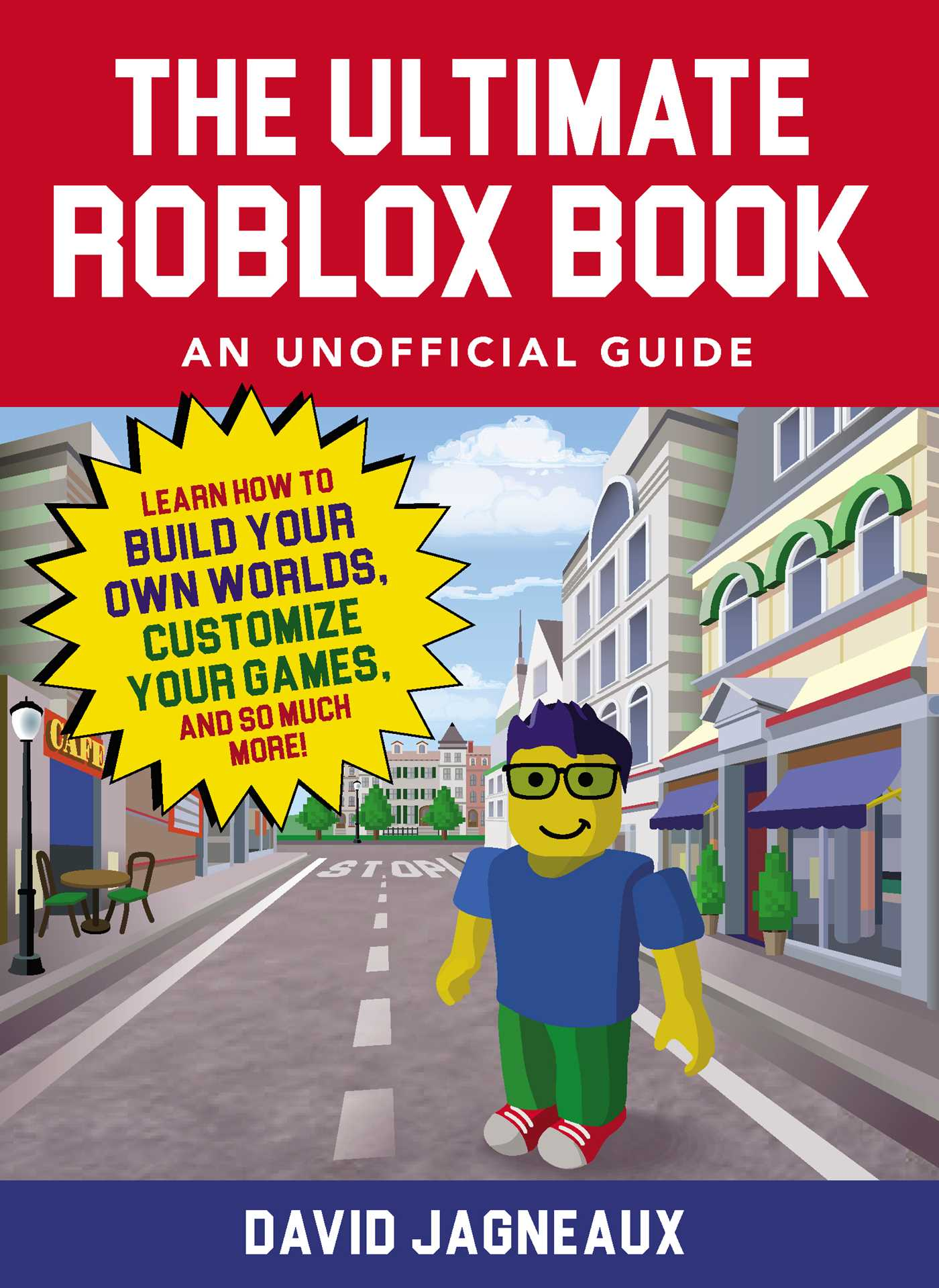The ultimate roblox book an unofficial guide 9781507205341 hr