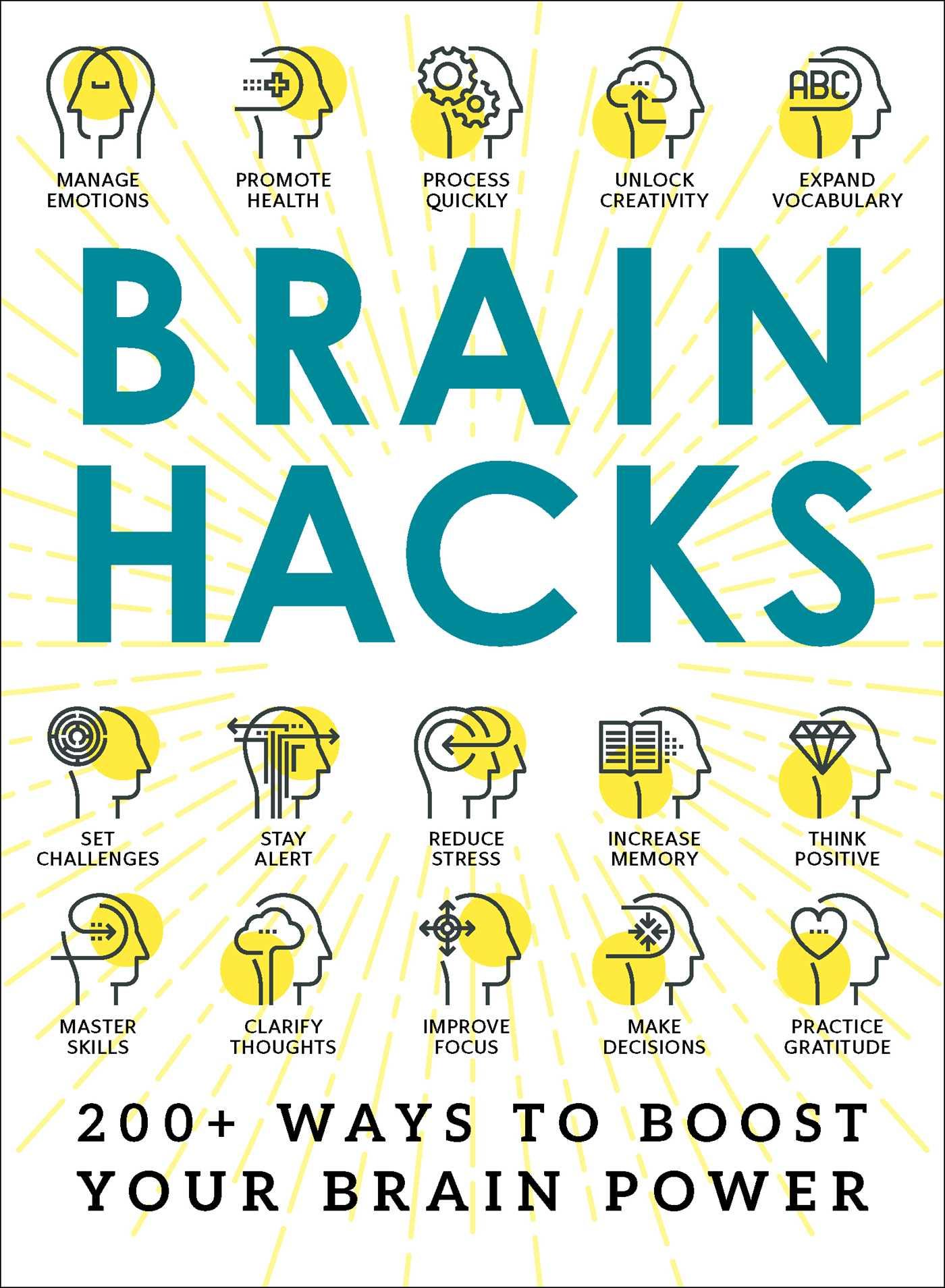 Brain hacks 9781507205723 hr
