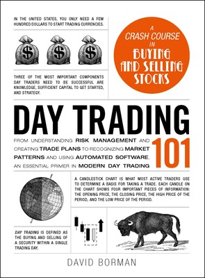 Day Trading 101 Book By David Borman Official Publisher Page