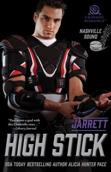 High Stick book cover