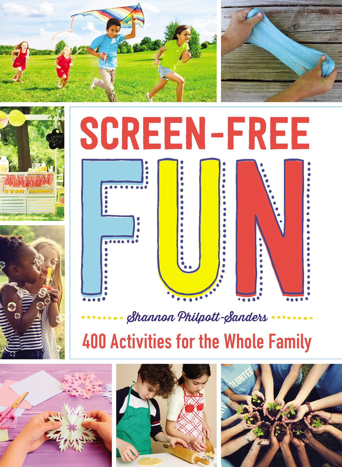 Screen free fun 9781507205990 hr