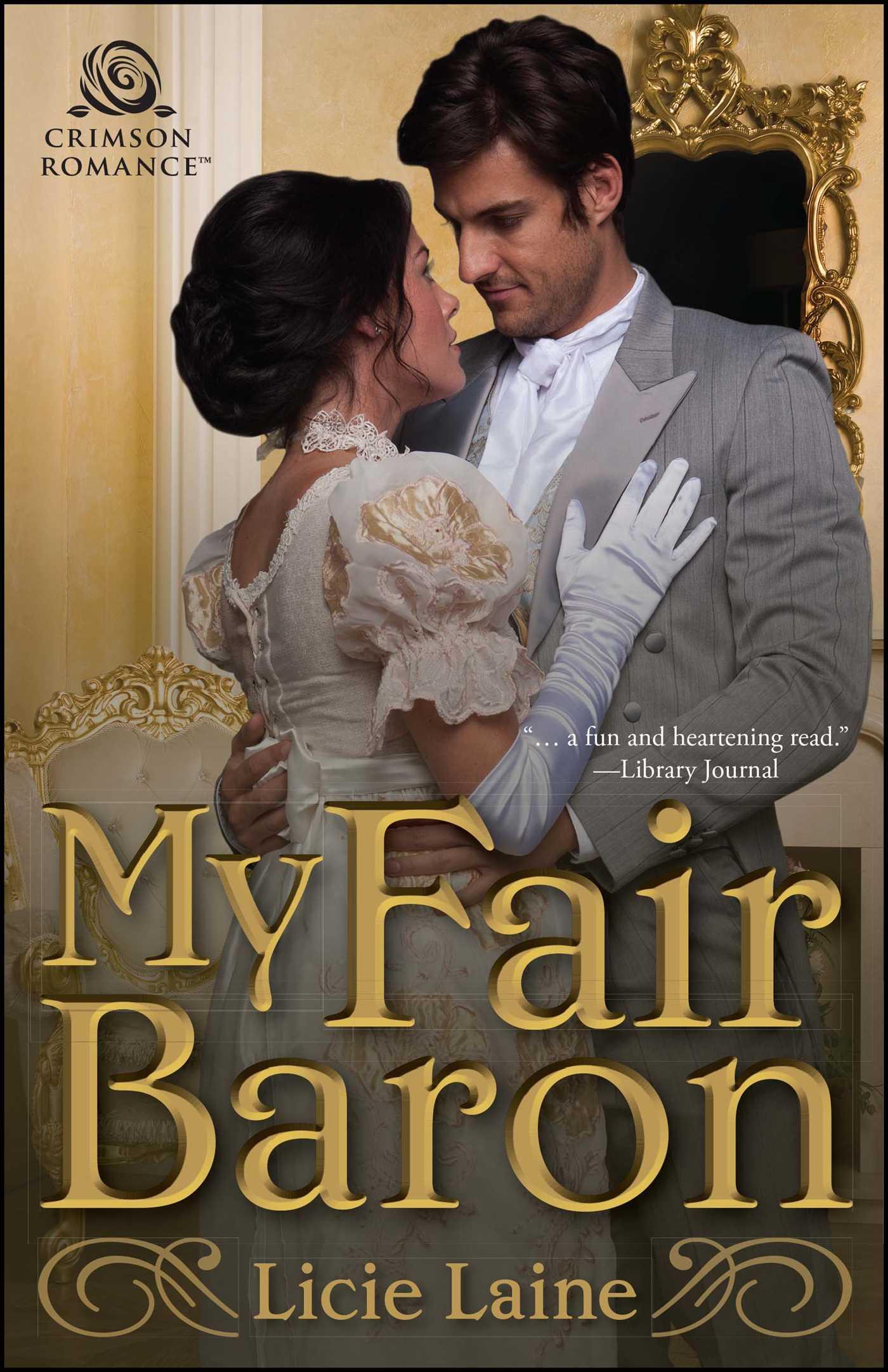 My fair baron 9781507206096 hr