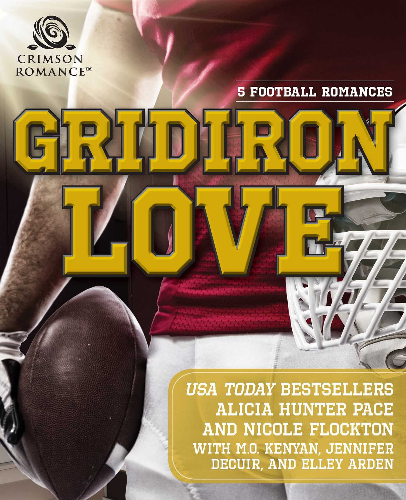 Gridiron love 9781507206508 hr