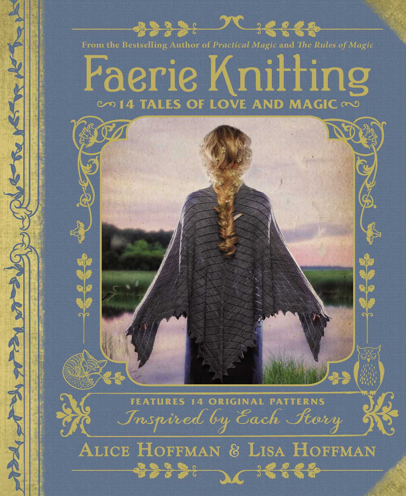 Faerie Knitting | Book by Alice Hoffman, Lisa Hoffman