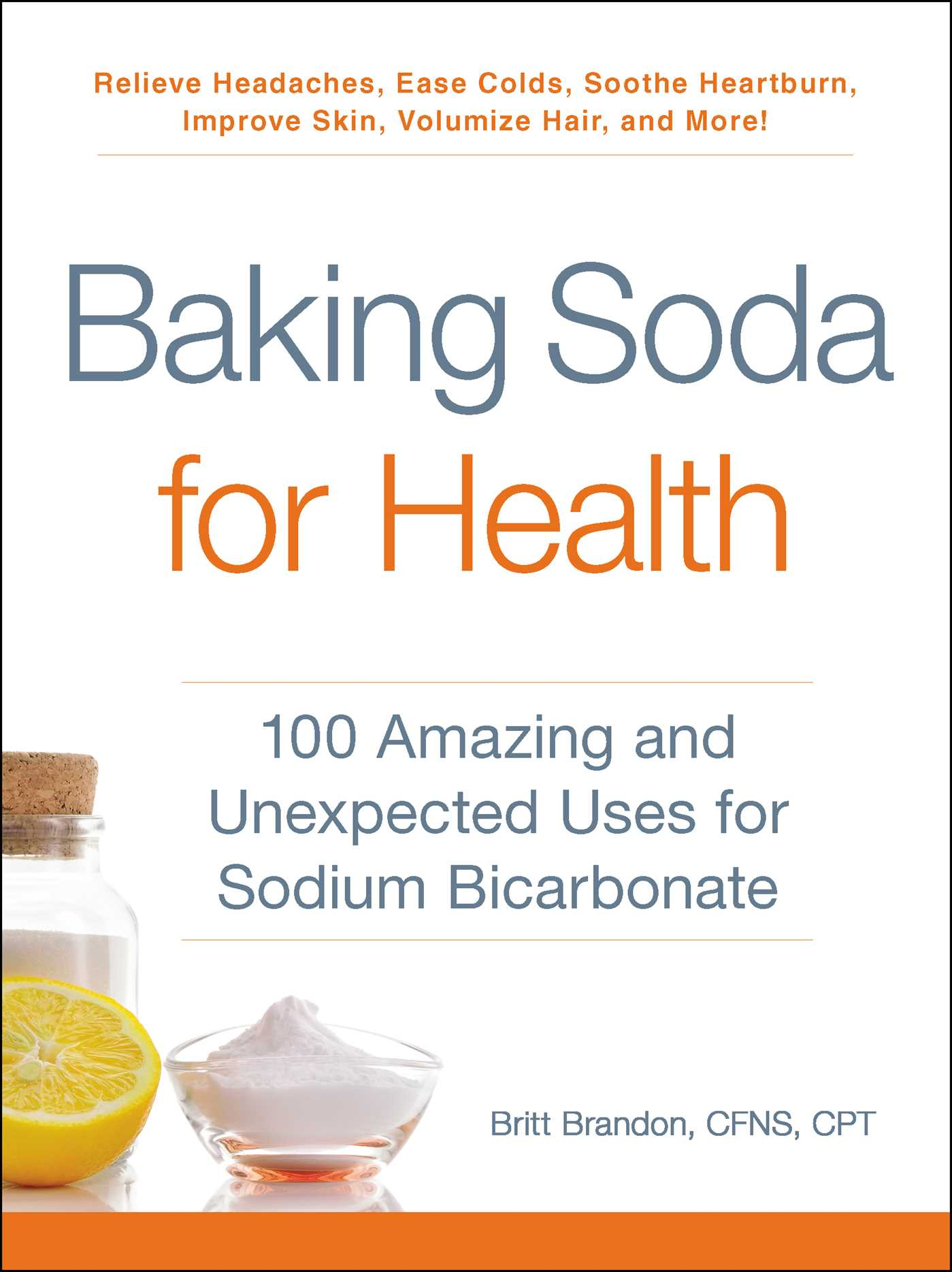 Baking Soda for Health | Book by Britt Brandon | Official Publisher