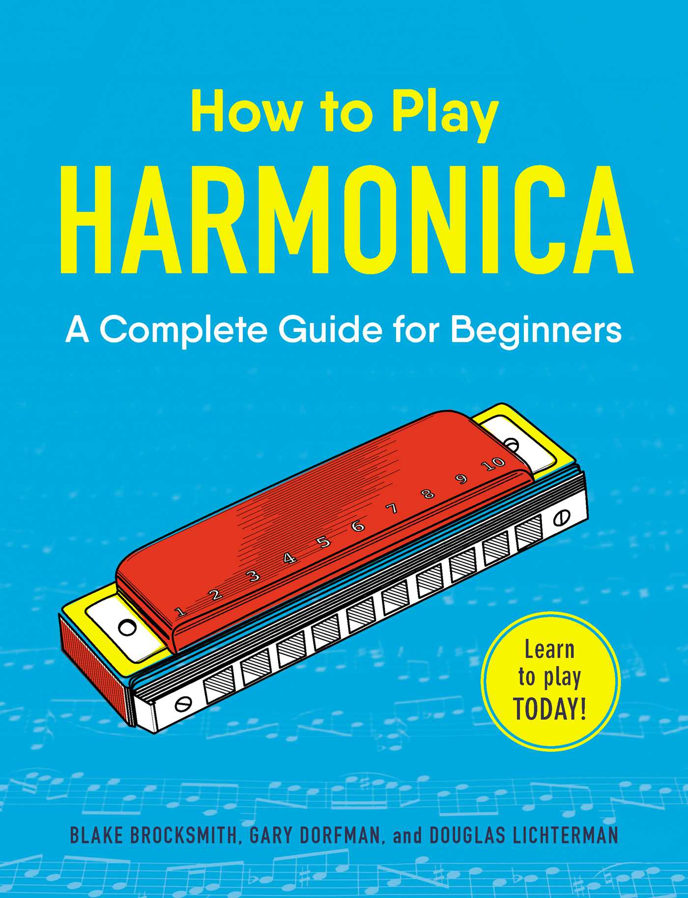How to play harmonica 9781507206645 hr
