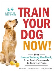 Buy Train Your Dog Now!