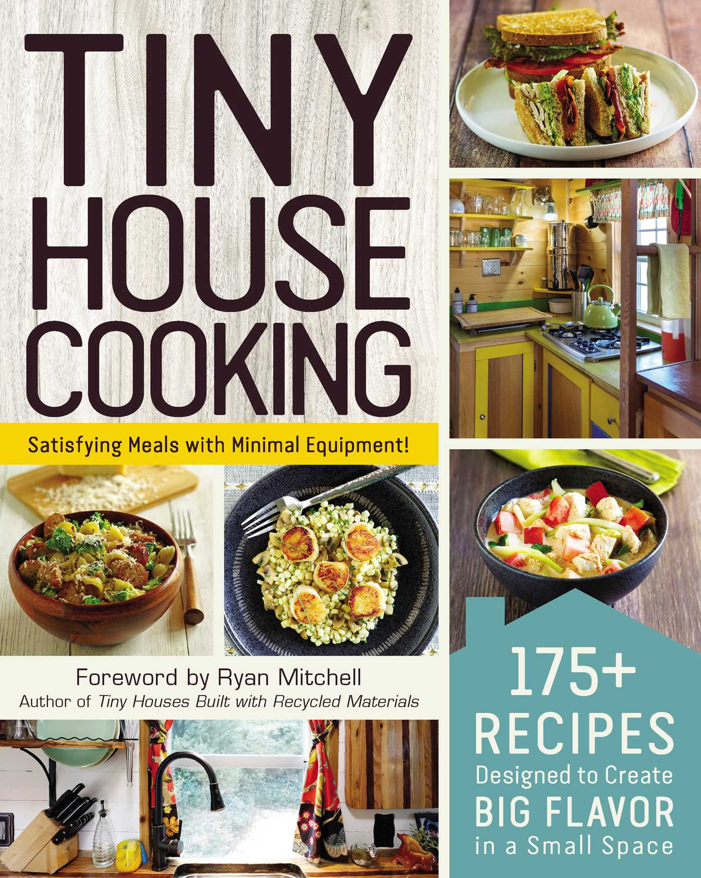 Tiny house cooking 9781507207147 hr