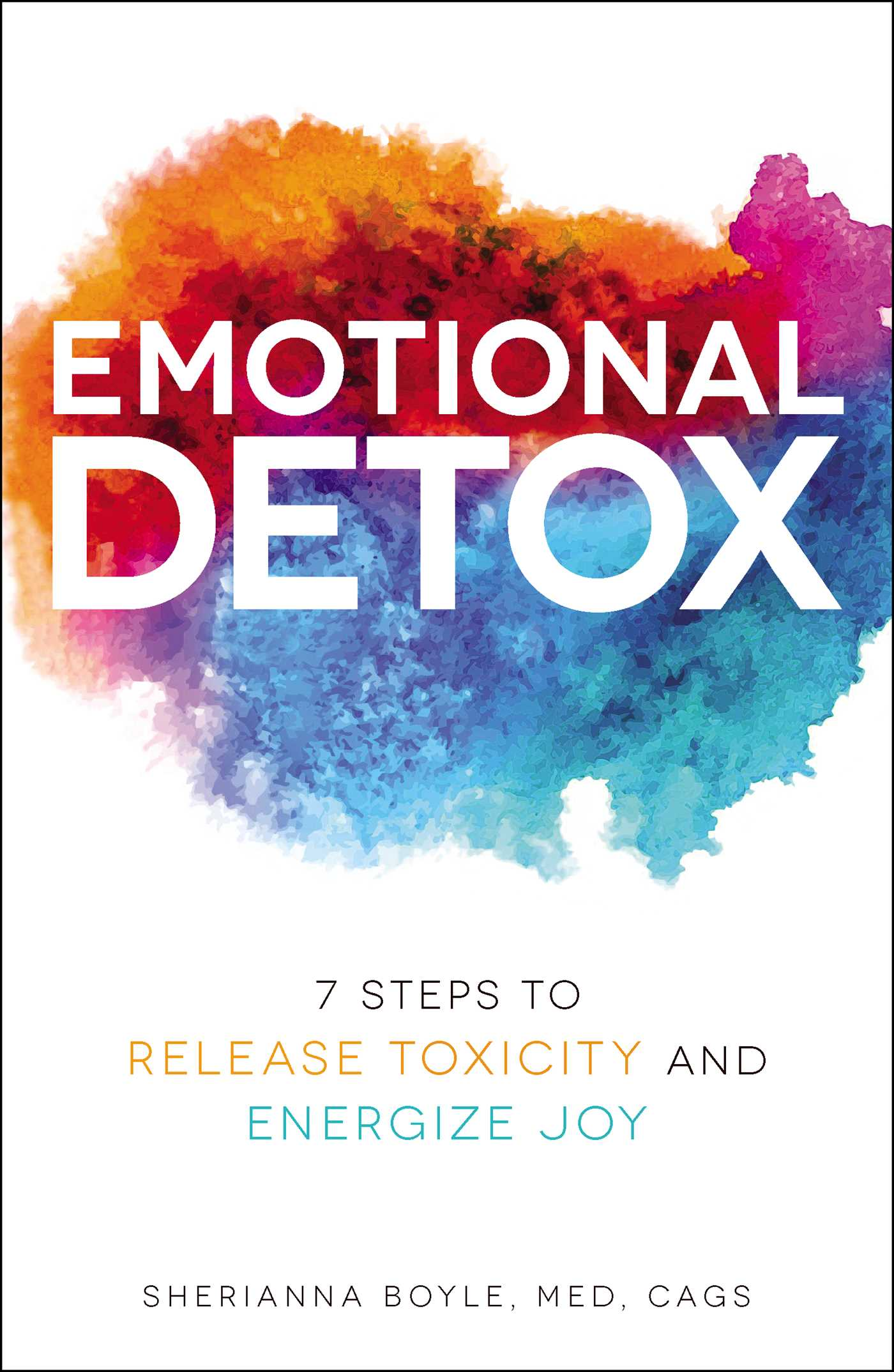 Emotional detox 9781507207185 hr
