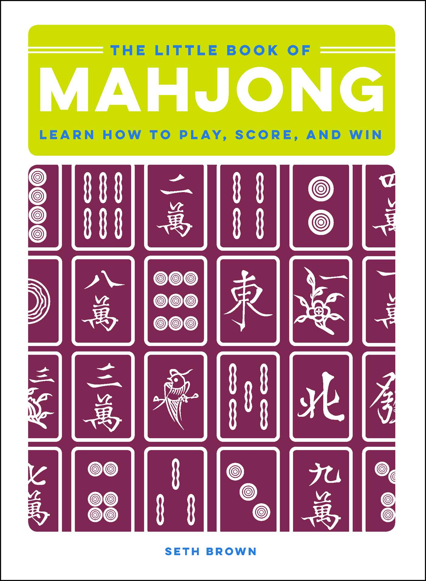The little book of mahjong 9781507207406 hr