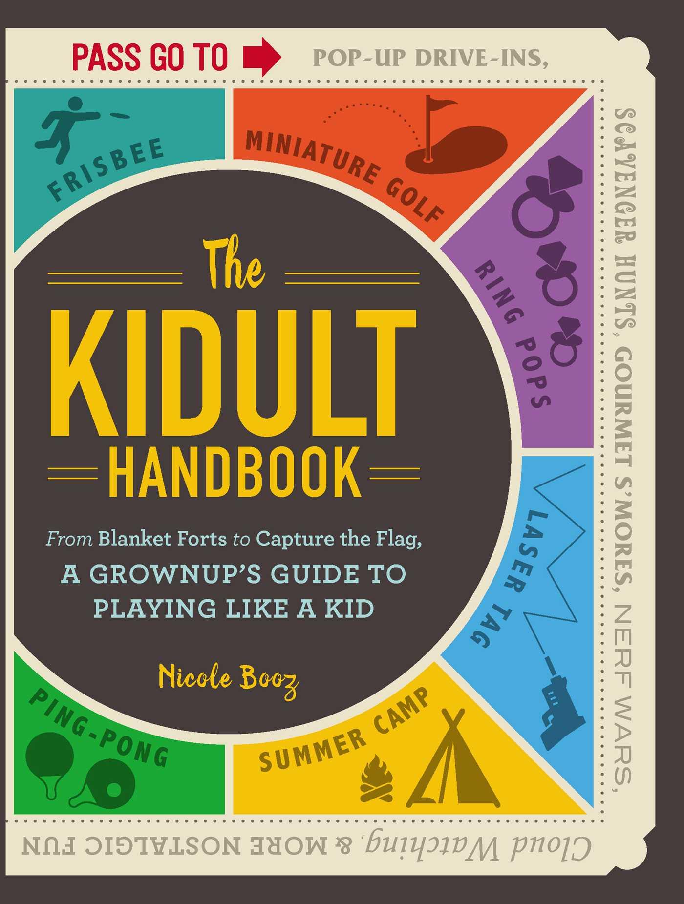 The kidult handbook 9781507207581 hr