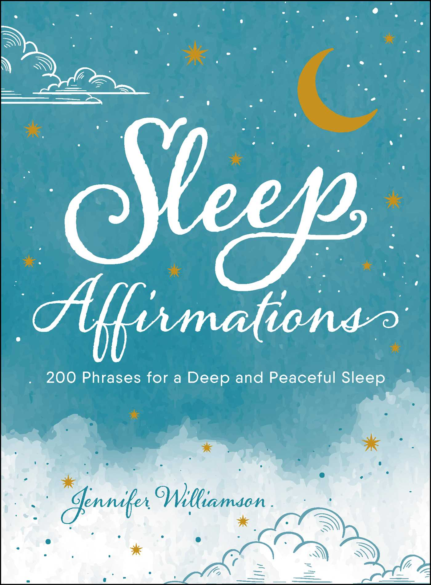 Sleep affirmations 9781507207604 hr
