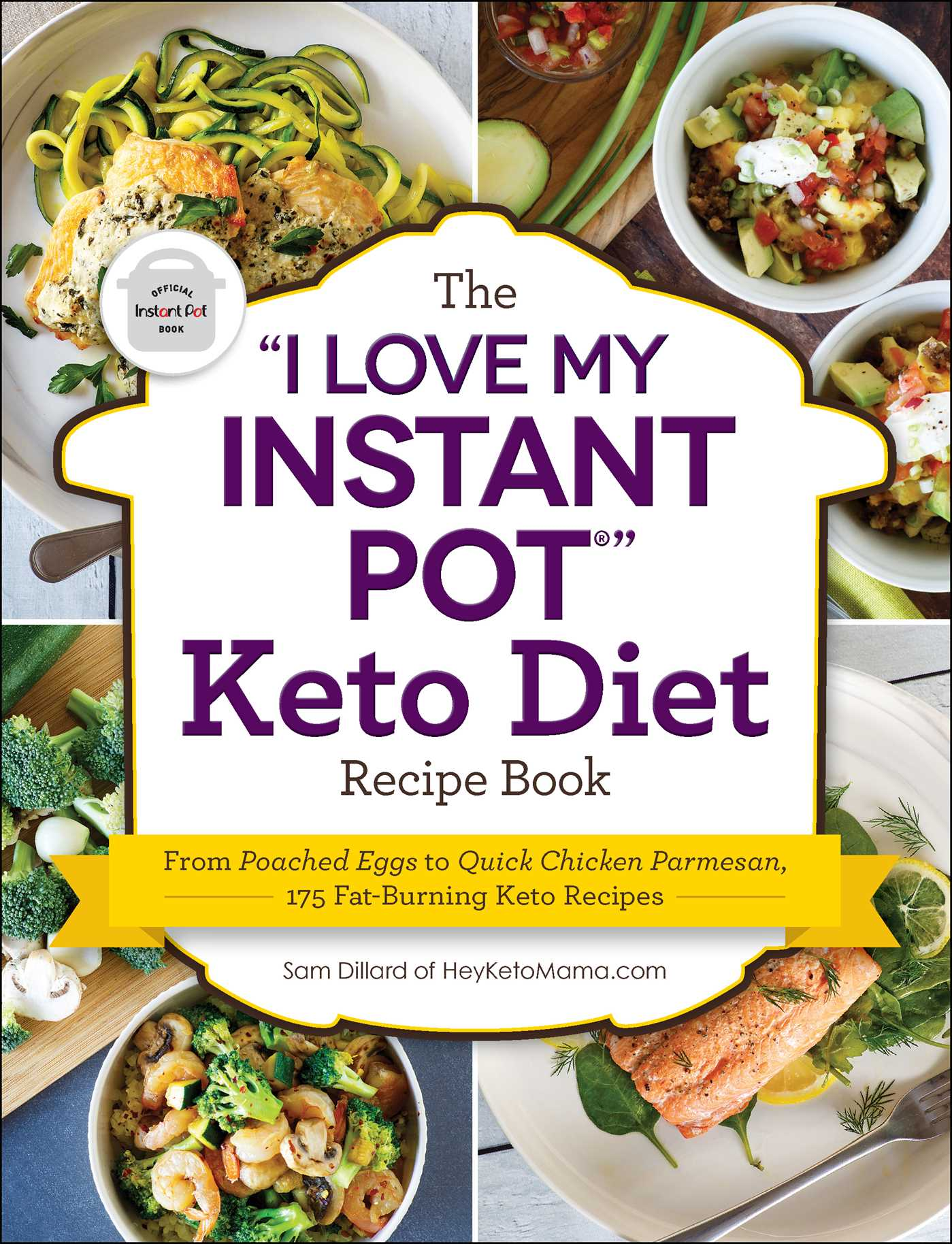 The i love my instant pot keto diet recipe book 9781507207680 hr
