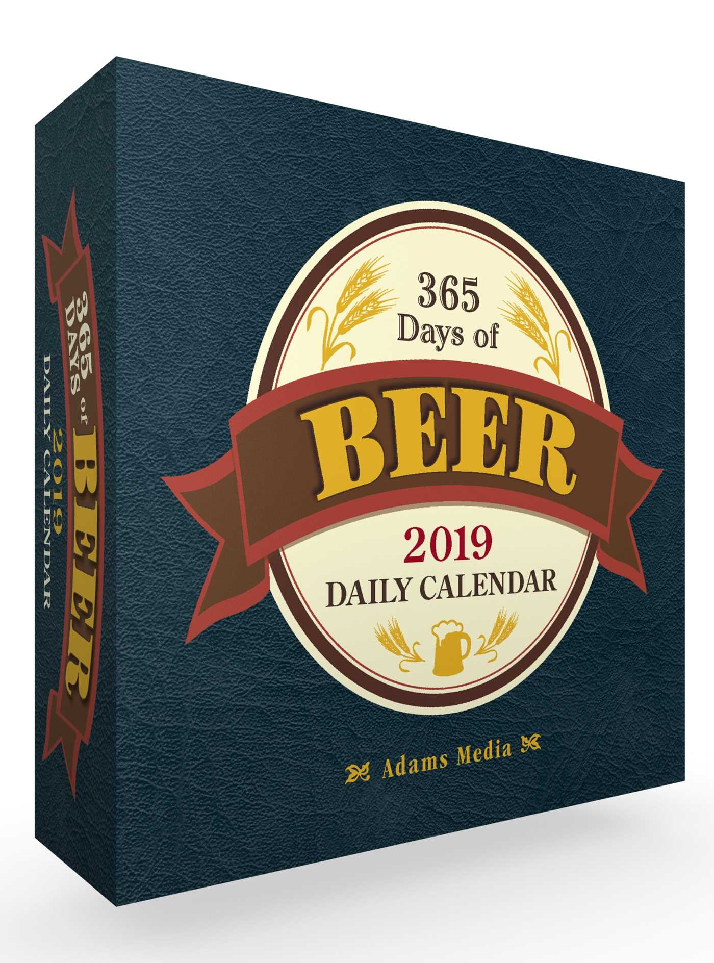 365 days of beer 2019 daily calendar 9781507207703 hr