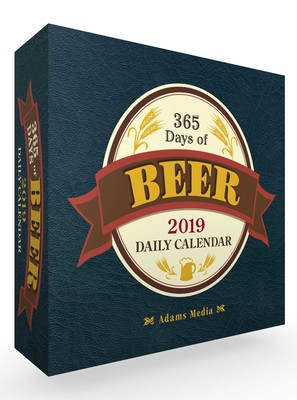 365 Days of Beer 2019 Daily Calendar
