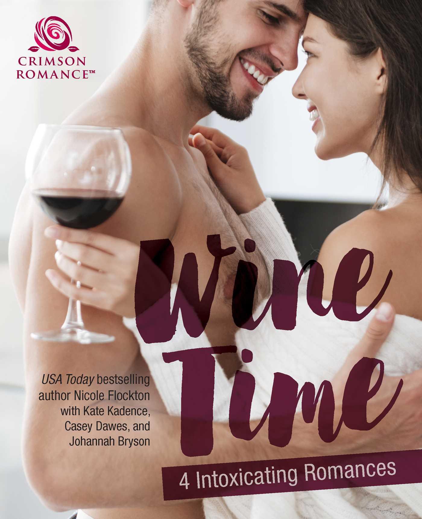 Wine time 9781507207871 hr