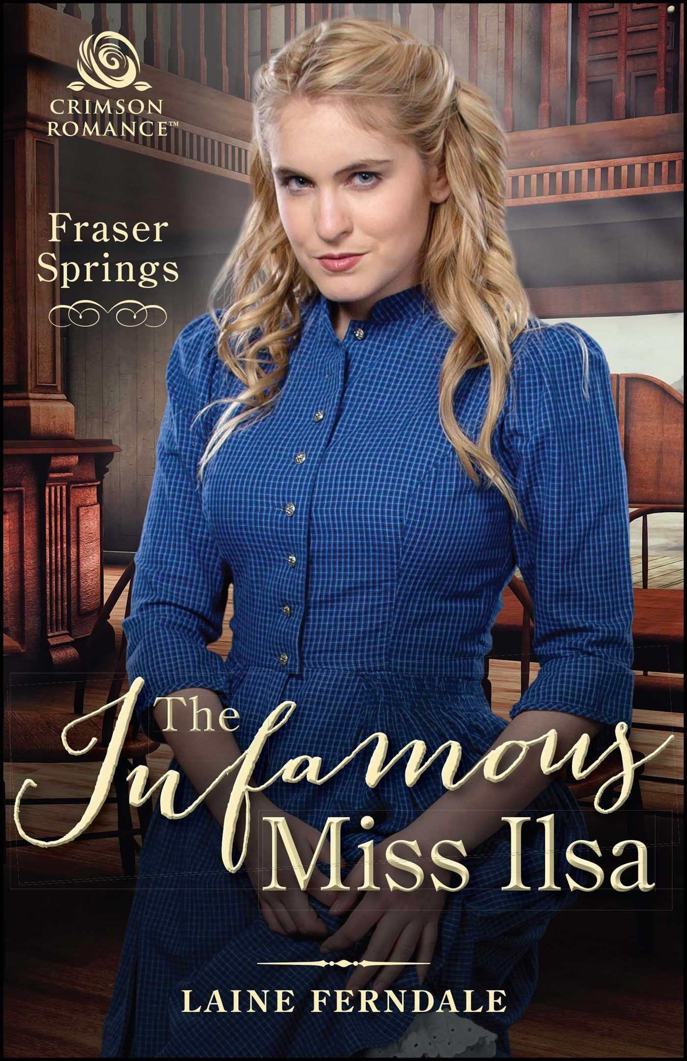 The infamous miss ilsa 9781507208083 hr