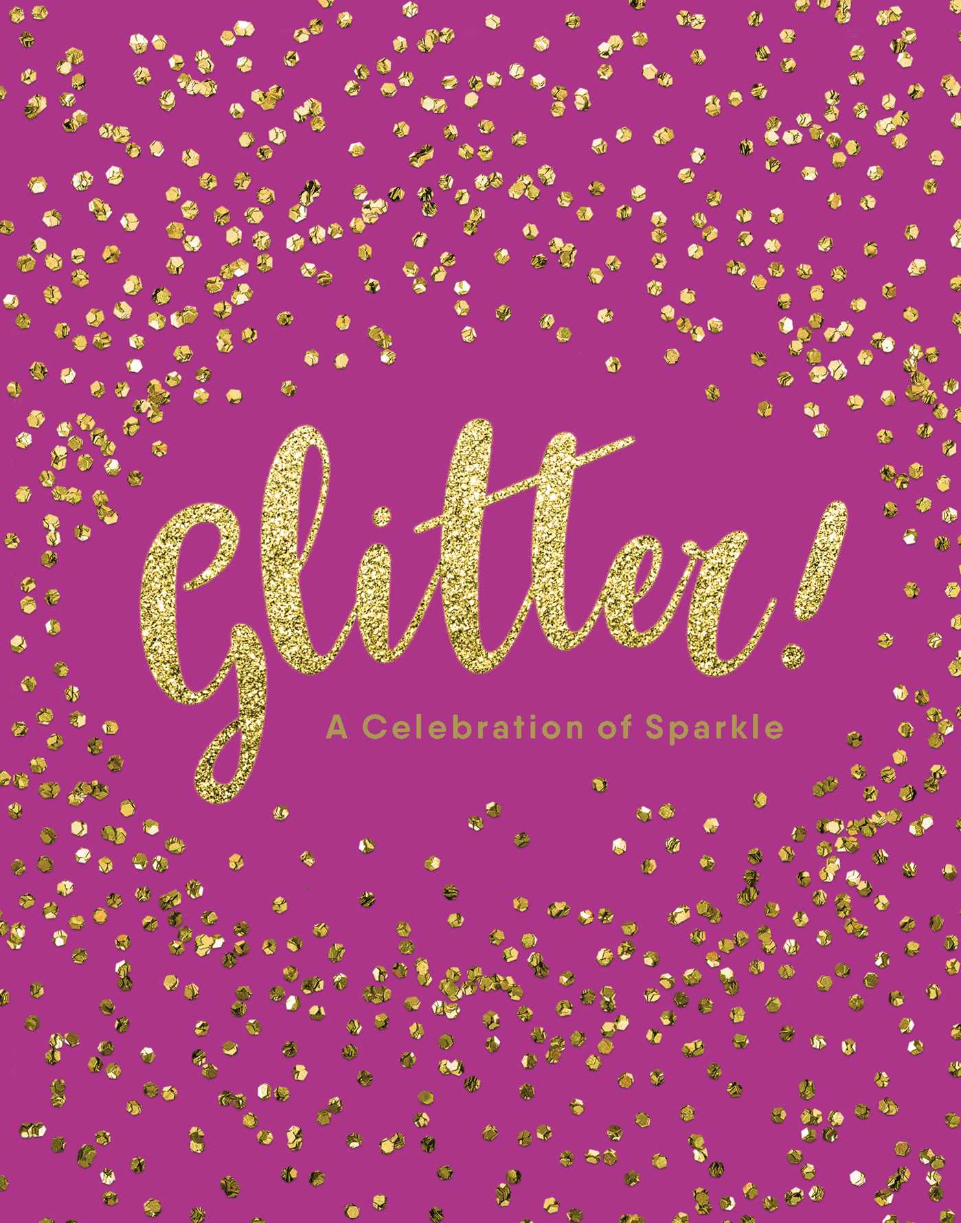glitter book by adams media official publisher page simon