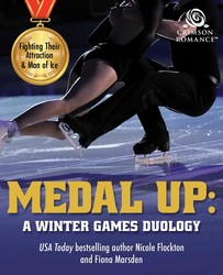 Medal Up book cover