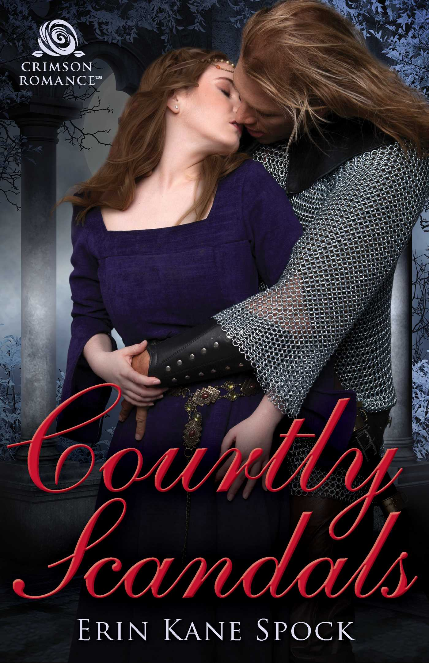 Courtly scandals 9781507208298 hr