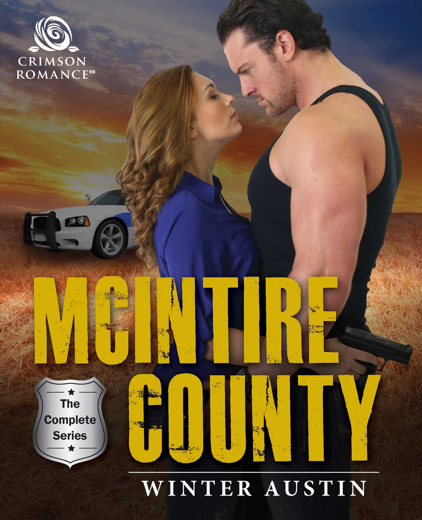 Mcintire county 9781507208434 hr