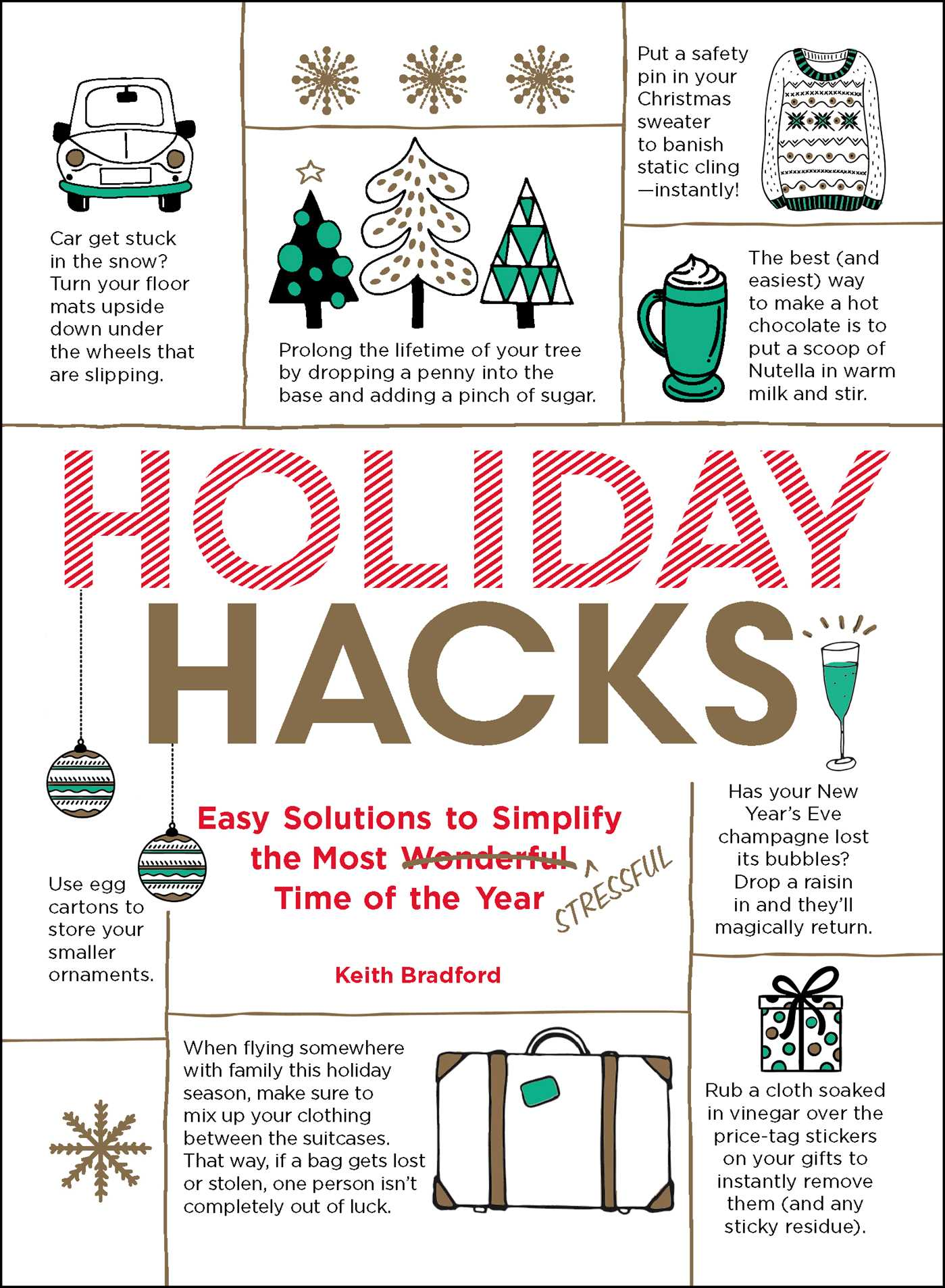 Holiday Hacks | Book by Keith Bradford | Official Publisher Page ...