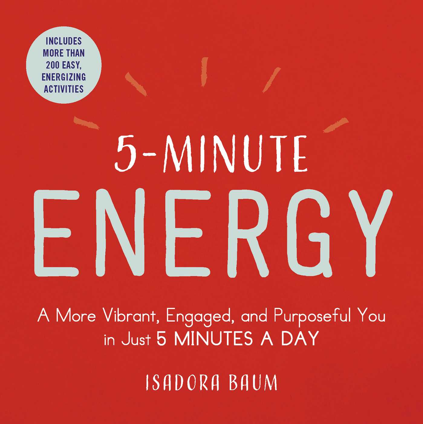 5 minute energy 9781507208823 hr