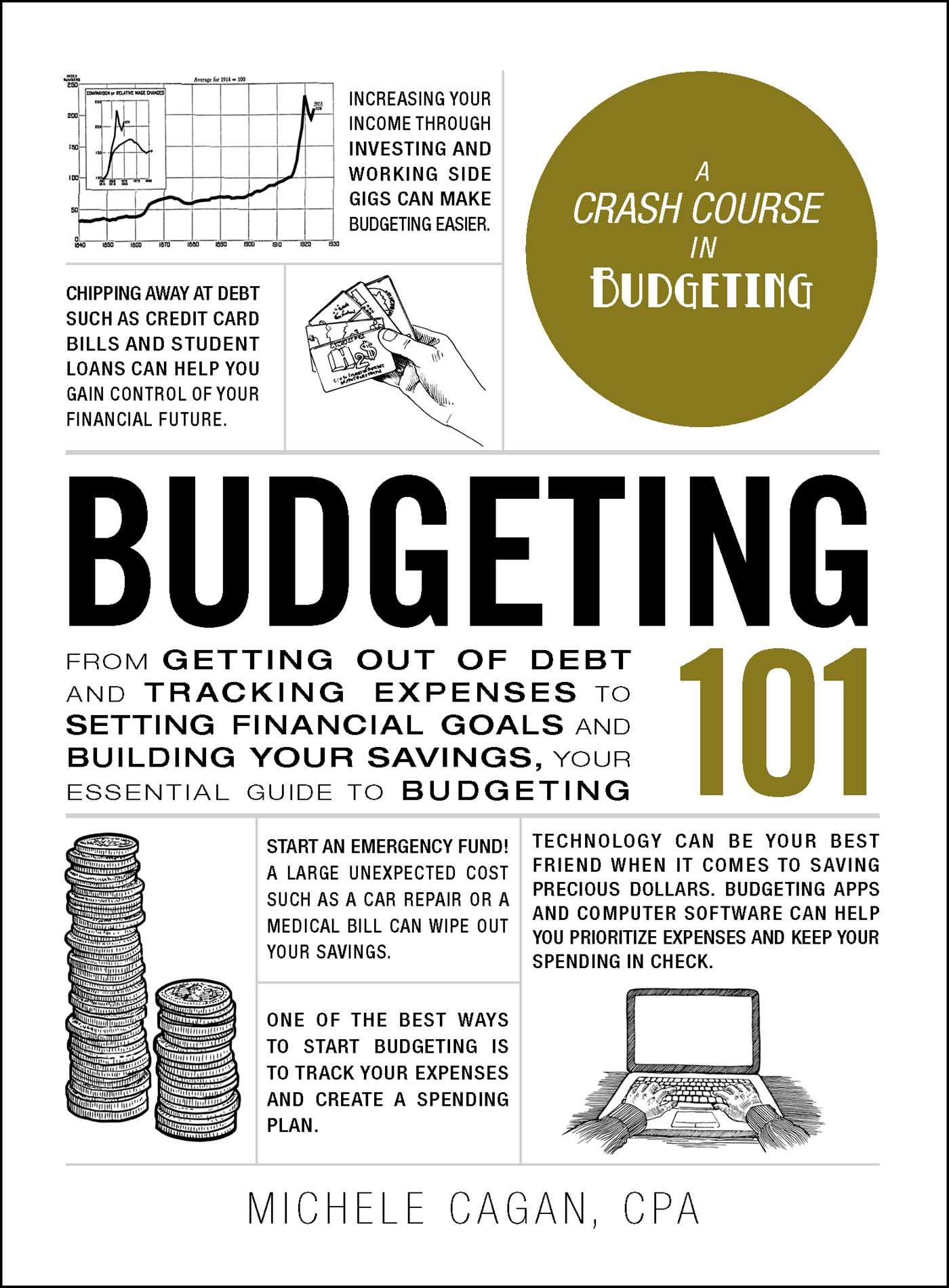 a5e8bde7cd75 Book Cover Image (jpg)  Budgeting 101
