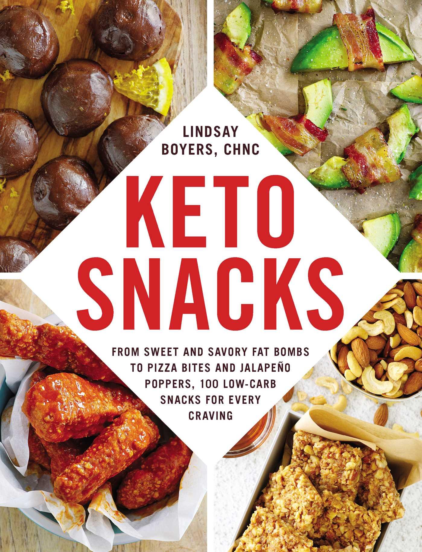 Keto snacks 9781507209202 hr