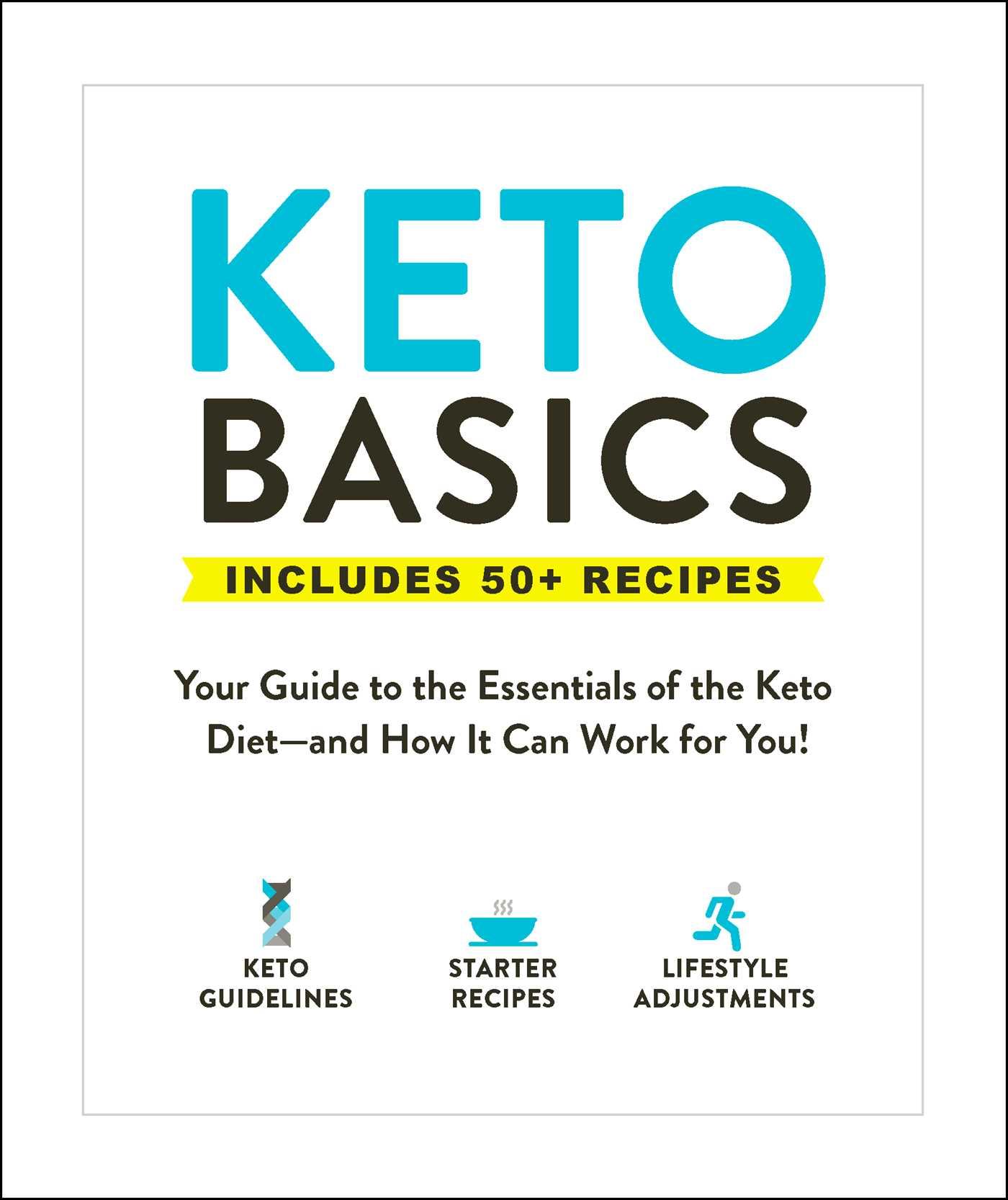 Keto basics 9781507210109 hr
