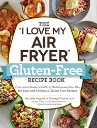 "Buy The ""I Love My Air Fryer"" Gluten-Free Recipe Book"
