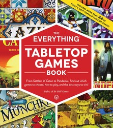 Buy The Everything Tabletop Games Book