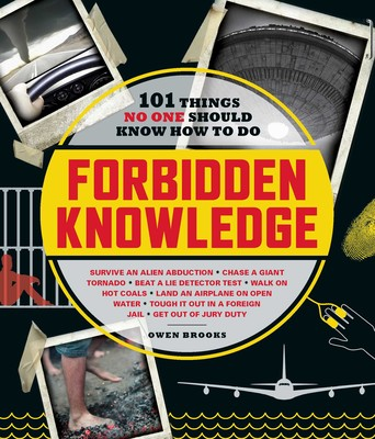 Forbidden Knowledge   Book by Owen Brooks   Official