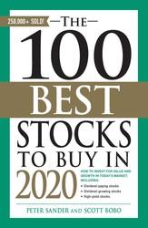 Best Stock Picks For 2020 100 Best Stocks Books by Scott Bobo and Peter Sander from Simon