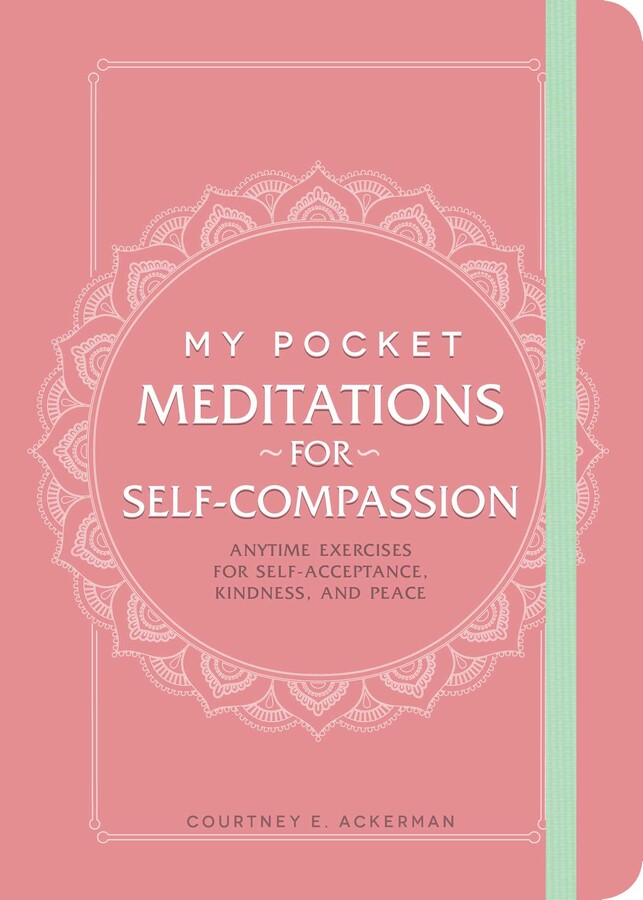 Buy My Pocket Meditations for Self-Compassion