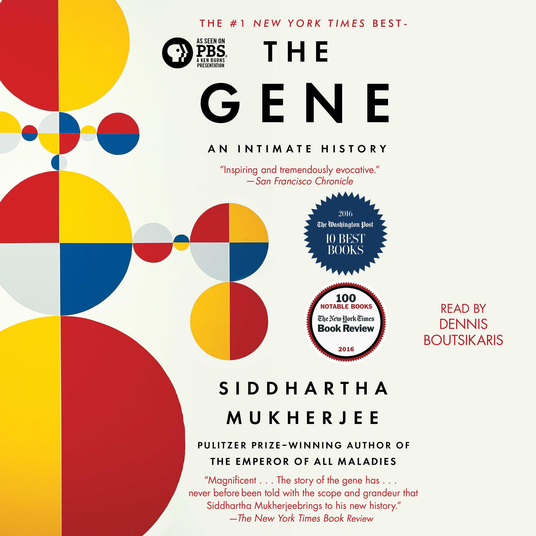 The gene 9781508211396 hr