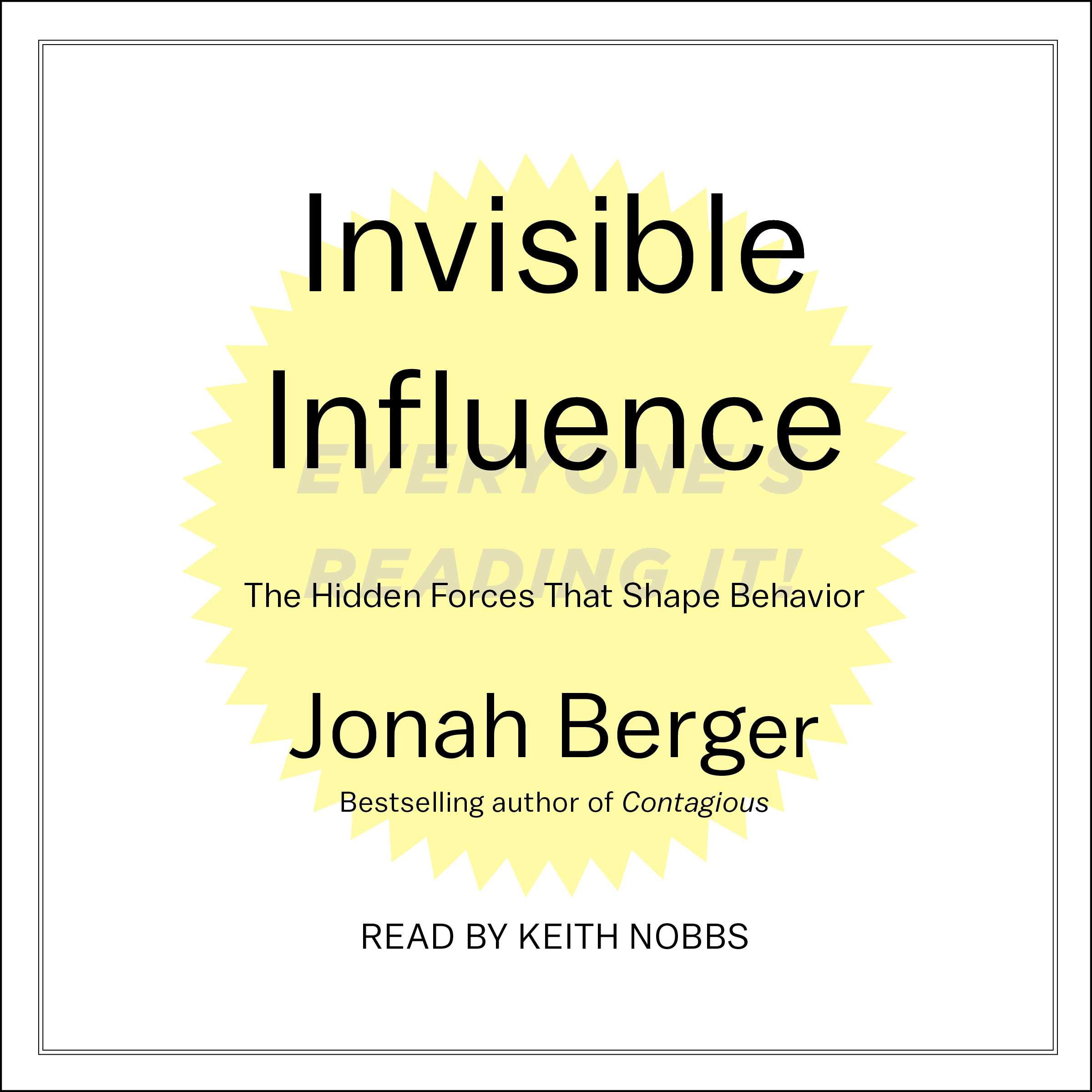 Invisible influence 9781508211426 hr