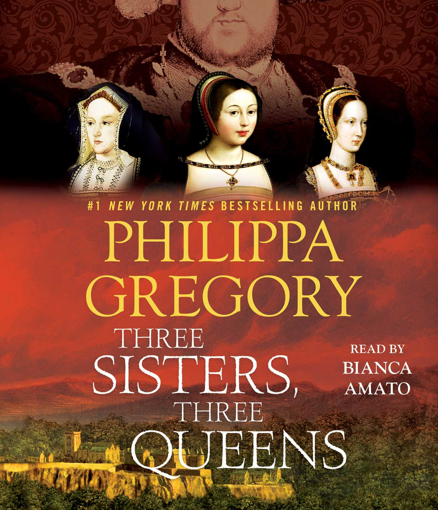 Three sisters three queens 9781508211563 hr