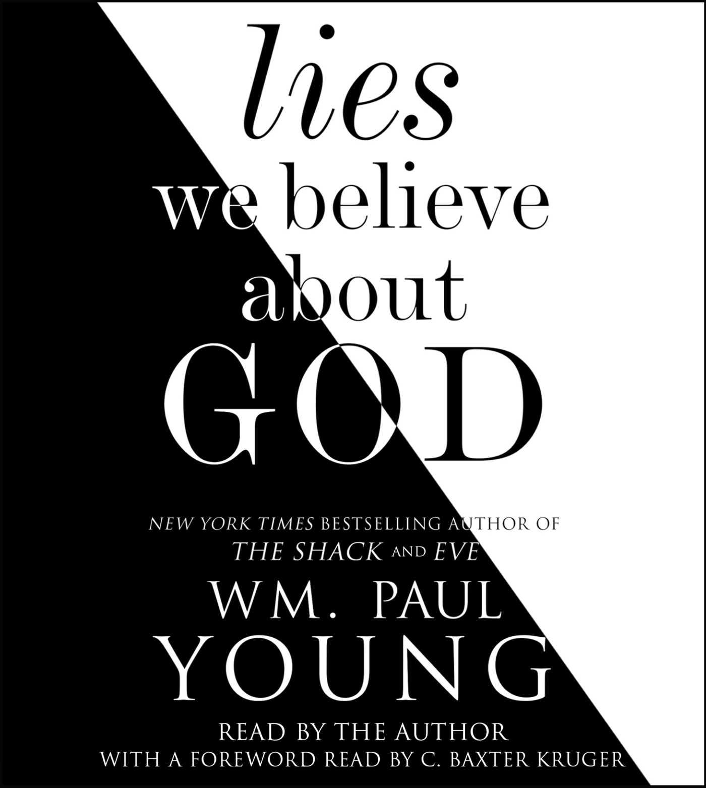 Lies we believe about god 9781508211655 hr