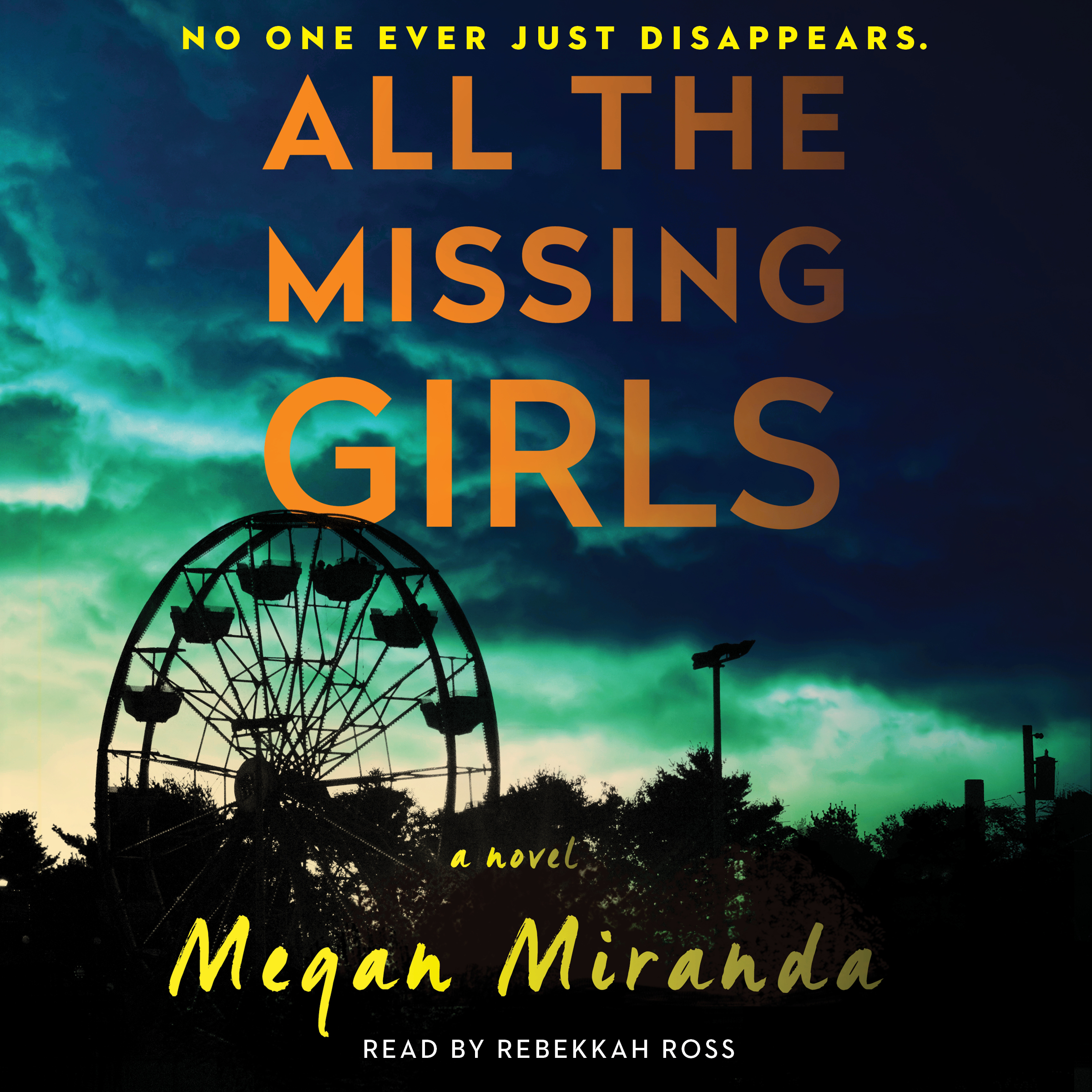 All the missing girls 9781508211891 hr